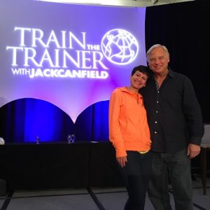 Dina and Jack Canfield