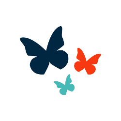 lessons in self butterfly icon